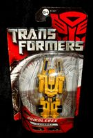 Transformers 2007 Movie BUMBLEBEE Legend Action Figure